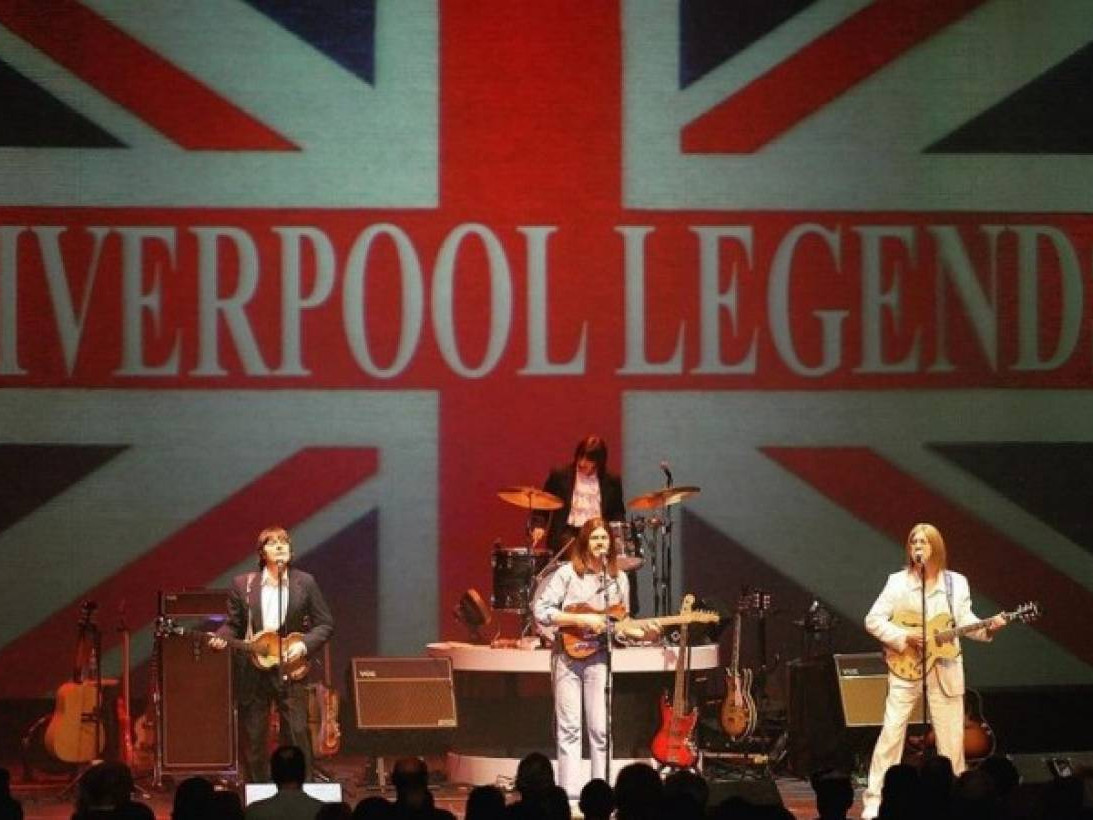 THE BEATLES TRIBUTE – LIVERPOOL LEGENDS